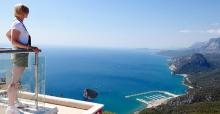 Al gözüm seyreyle Antalya'yı