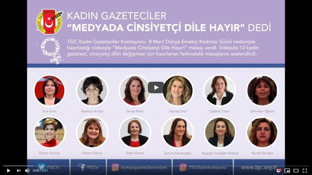 Kadın gazeteciler